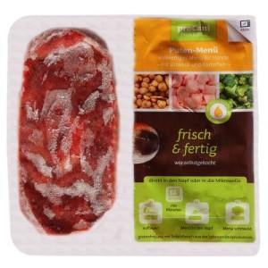 proCani BARF Puten Menü- mit Brokkoli und Kartoffeln - 40 x 2 x 200g