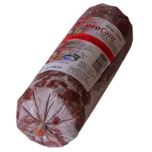 proCani BARF Rind Select mit 10% Obst & Gemüse - 20 x 400 g
