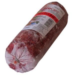 proCani Rind-Paket - 8 x 1000 g