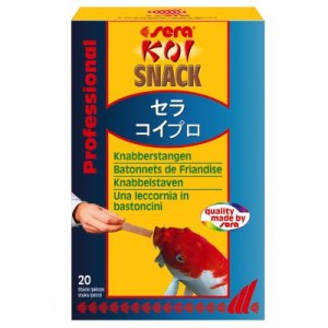 sera Koi Snack - 2 x 20 Stück